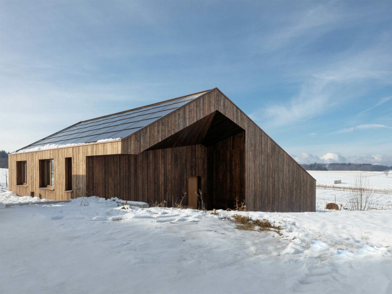 Murist maison individuelle zéro énergie