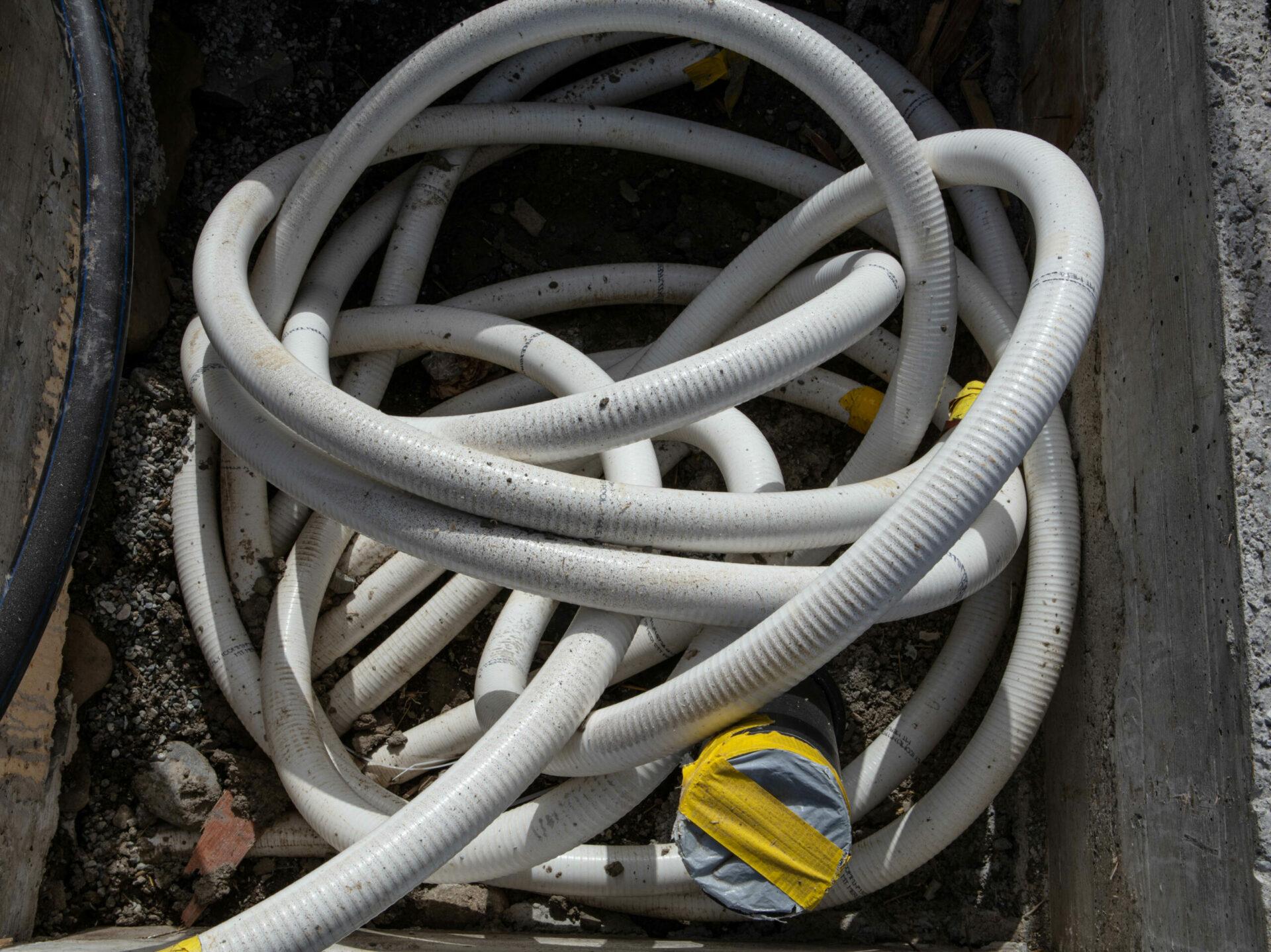 cable électricité