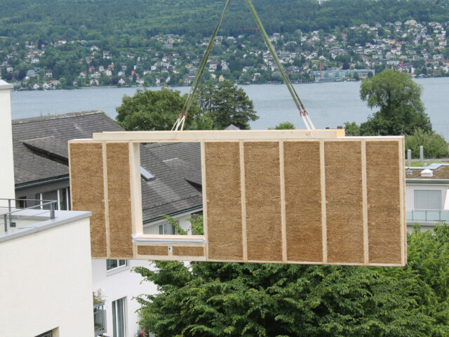 Zürich préfabriqué Ecococon