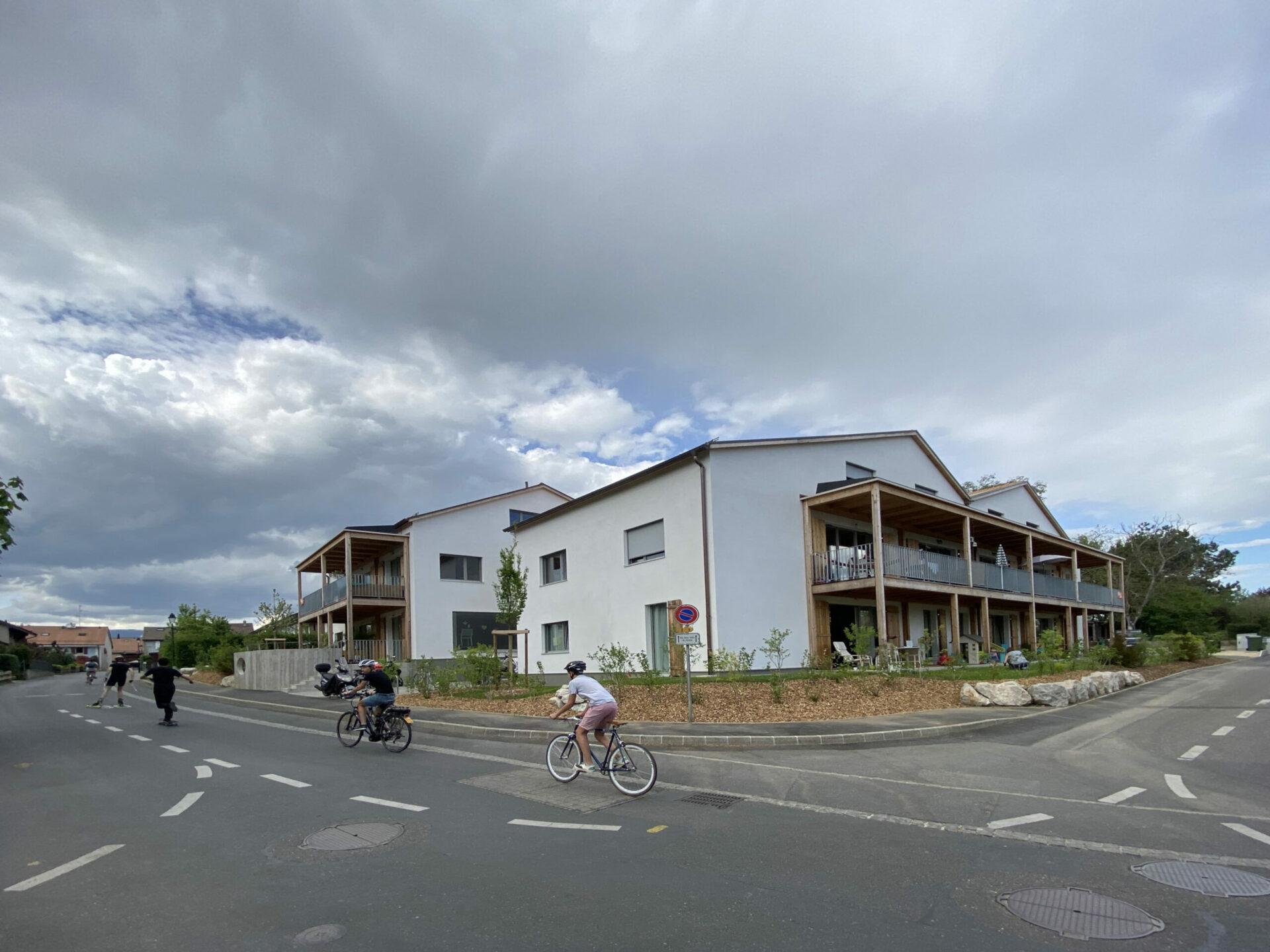 Bernex EcoCocon coopérative logement