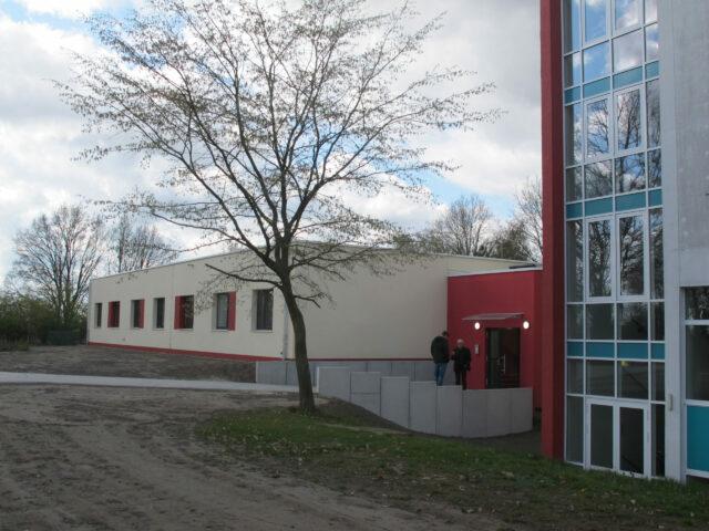 Badbodentein extension