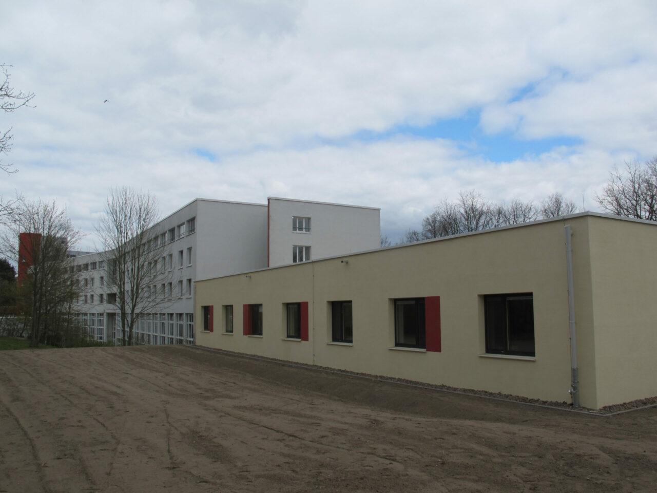 Badbodentein construction préfabriquée